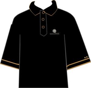 Savanha-branded-Golfshirt