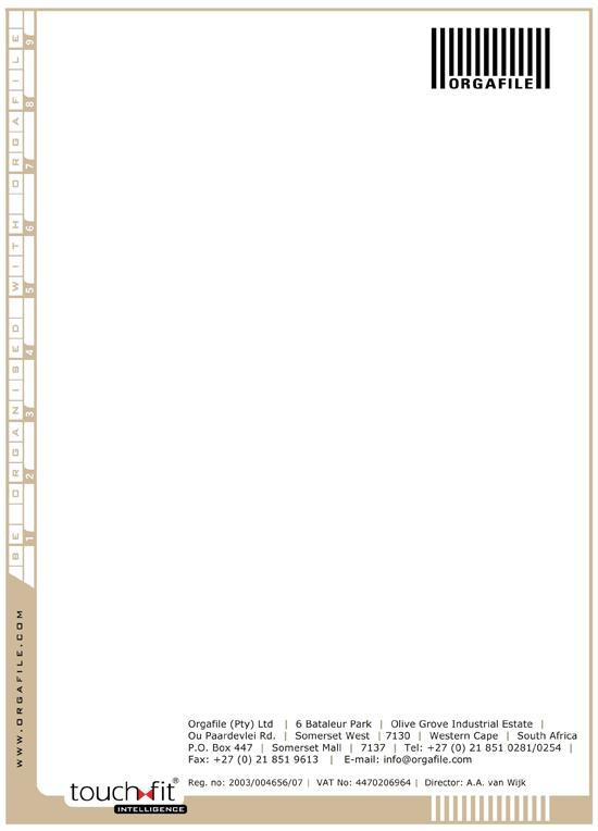 orgafile-letterhead